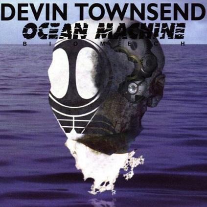 DEVIN TOWNSEND - Ocean Machine: Biomech cover