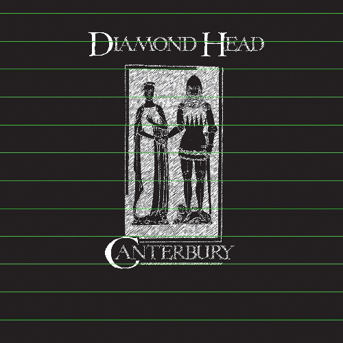 DIAMOND HEAD - Canterbury cover