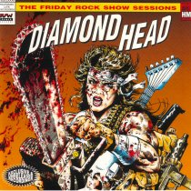 DIAMOND HEAD - The Friday Rock Show Sessions / Live at Reading cover