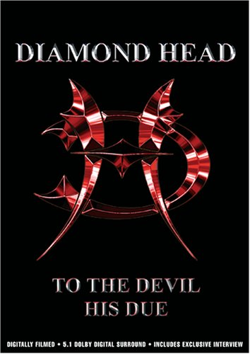 DIAMOND HEAD - To the Devil His Due cover