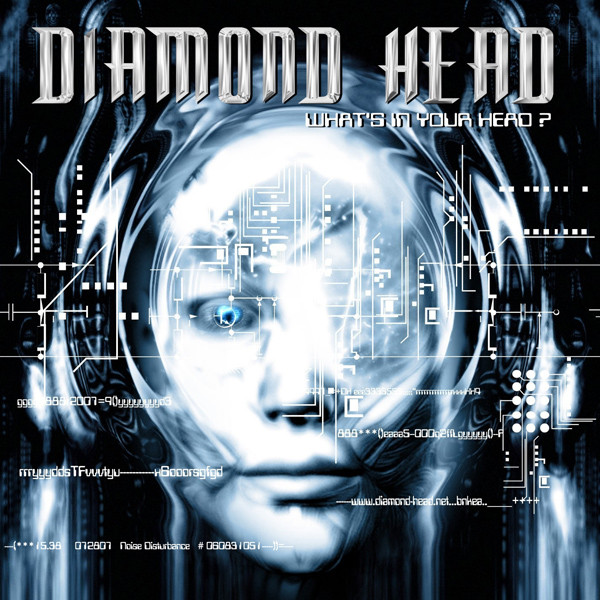 DIAMOND HEAD - What's in Your Head? cover