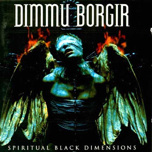 DIMMU BORGIR - Spiritual Black Dimensions cover