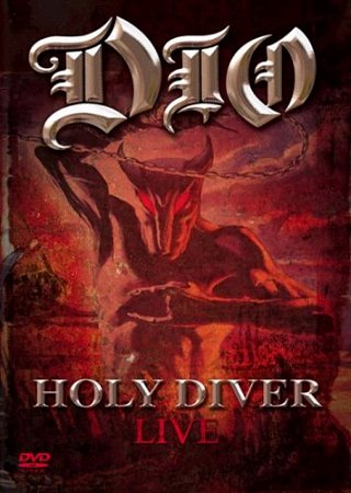 DIO - Holy Diver Live cover