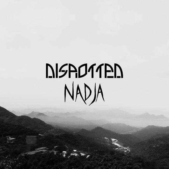 DISROTTED - Nadja / Disrotted cover