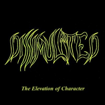 DISSIMULATED - The Elevation of Character cover
