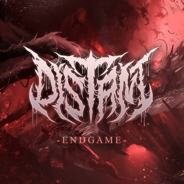 DISTANT - Endgame cover