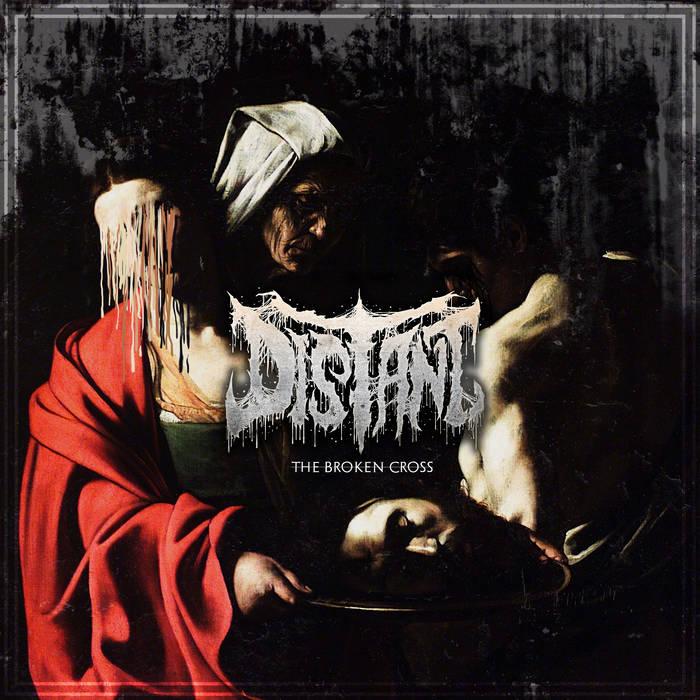 DISTANT - The Broken Cross cover