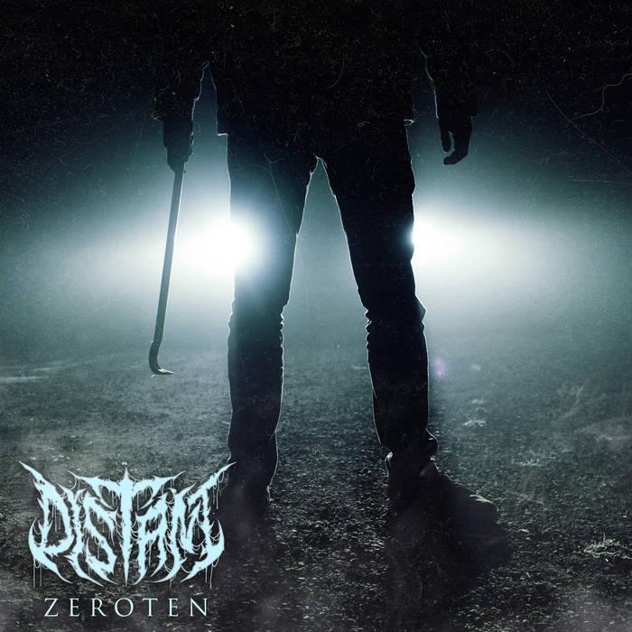 DISTANT - Zeroten cover