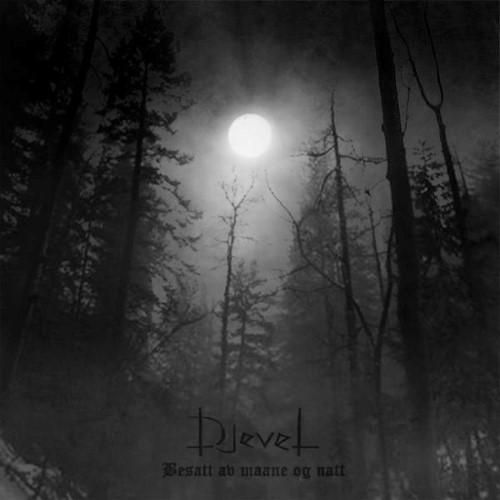 DJEVEL - Besatt av maane og natt cover