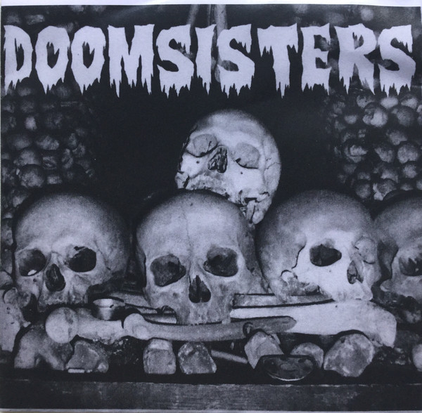 DOOMSISTERS - Démo 2010 cover