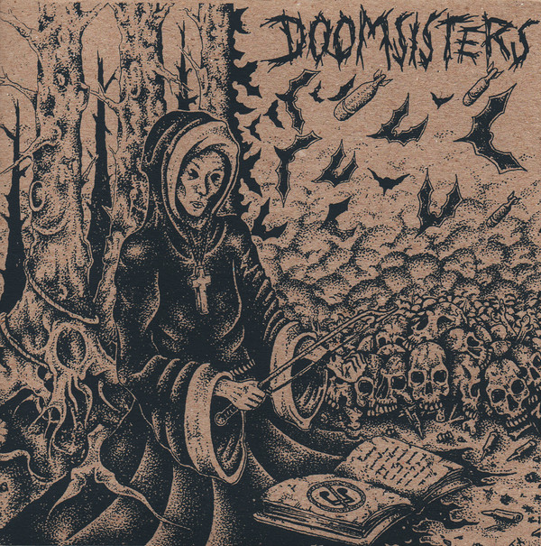 DOOMSISTERS - Doomsisters cover