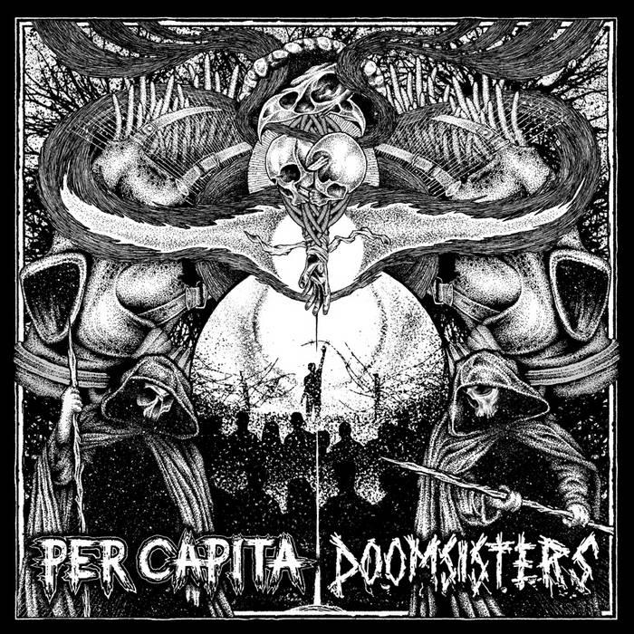DOOMSISTERS - Per Capita / Doomsisters cover