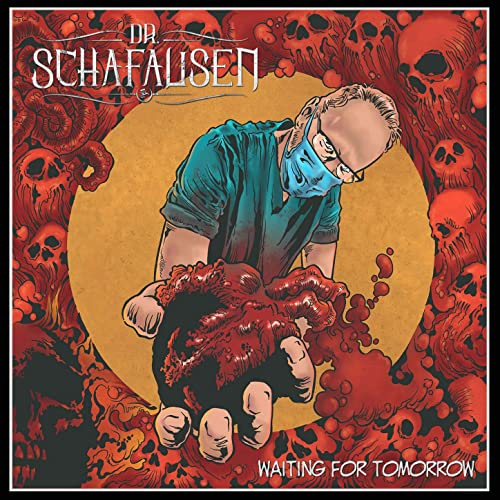DR. SCHAFAUSEN - Waiting For Tomorrow cover