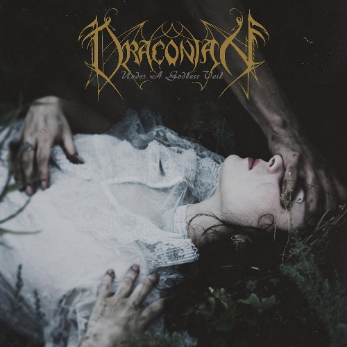 DRACONIAN - Under A Godless Veil cover