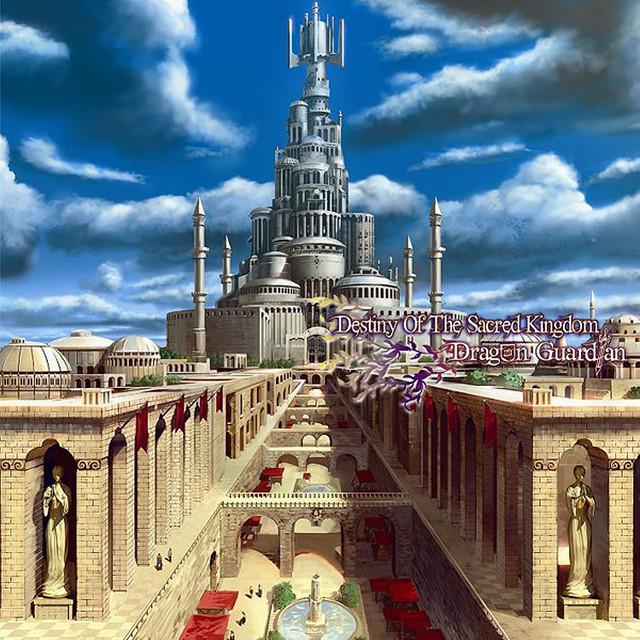 DRAGON GUARDIAN - Destiny of the Sacred Kingdom cover