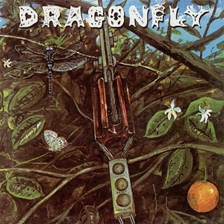 DRAGONFLY - Dragonfly cover