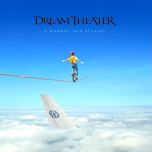 DREAM THEATER - A Dramatic Turn of Events cover