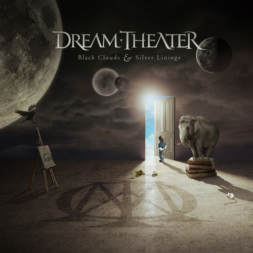 DREAM THEATER - Black Clouds & Silver Linings cover