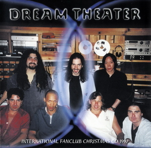 DREAM THEATER - The Making Of Falling Into Infinity (International Fanclub Christmas CD 1997 / Official Bootleg 2009) cover