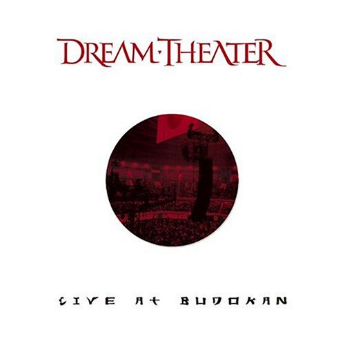DREAM THEATER - Live at Budokan cover