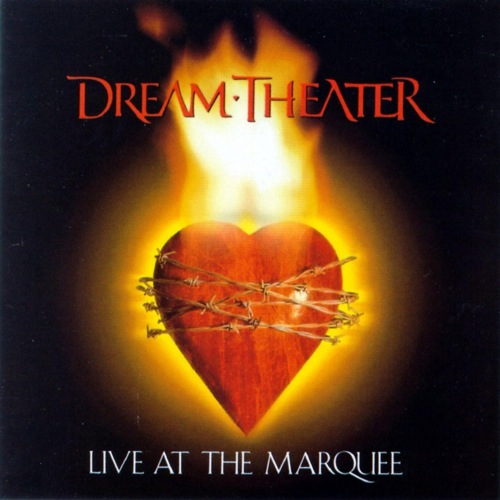 DREAM THEATER - Live at the Marquee cover