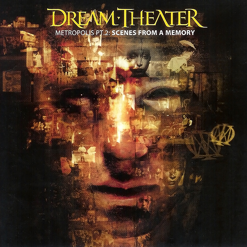 DREAM THEATER - Metropolis, Part 2: Scenes From a Memory cover