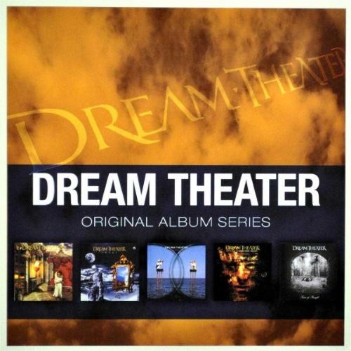 DREAM THEATER - Original Album Series cover