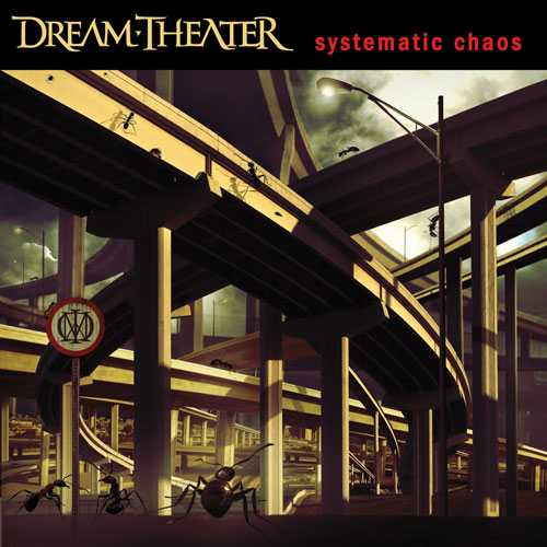 DREAM THEATER - Systematic Chaos cover