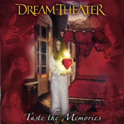 DREAM THEATER - Taste the Memories (International Fan Clubs CD 2002) cover