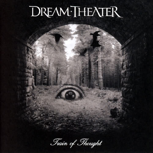 DREAM THEATER - Train of Thought cover