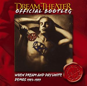 DREAM THEATER - When Dream and Day Unite Demos 1987-1989 cover