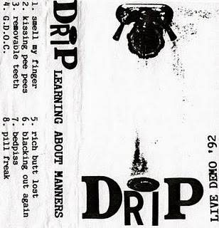 DRIP - Learning About Manners cover