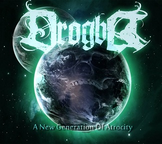 DROGBA - A New Generation Of Atrocity cover