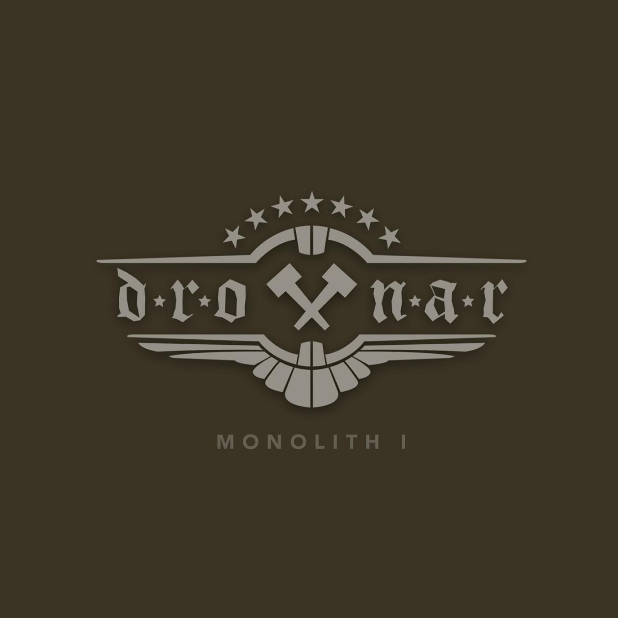 DROTTNAR - Monolith I cover