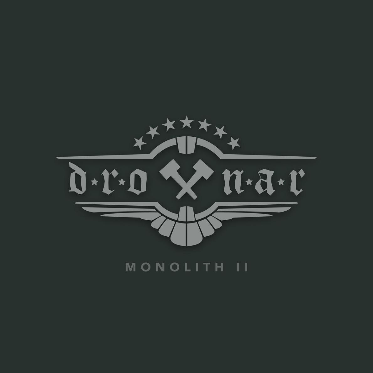 DROTTNAR - Monolith II cover