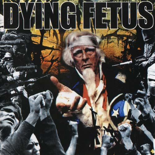 DYING FETUS - Destroy the Opposition cover