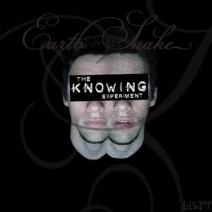 EARTH SNAKE - The Knowing Experiment cover