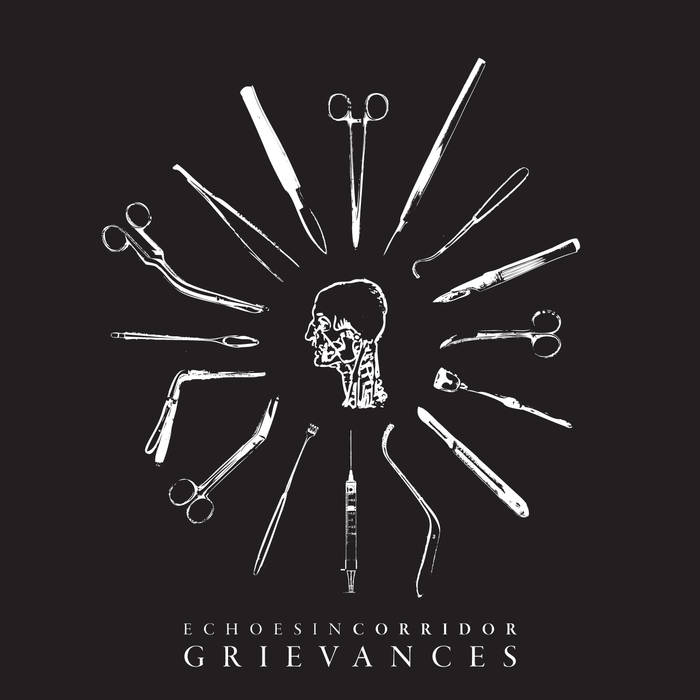 ECHOES IN CORRIDOR - Grievances cover
