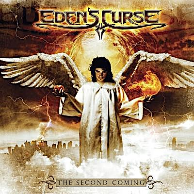 EDEN'S CURSE - The Second Coming cover