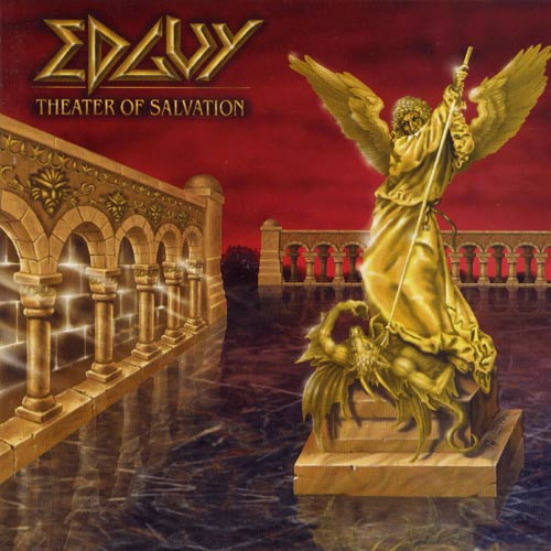 EDGUY - Theater of Salvation cover