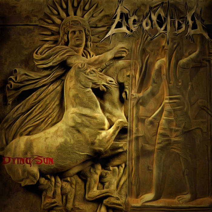 EGOCIDE - Dying Sun cover
