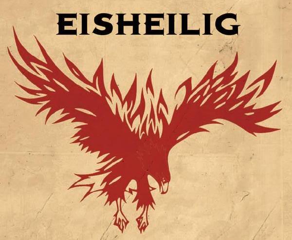 EISHEILIG - Kein Land In Sicht cover