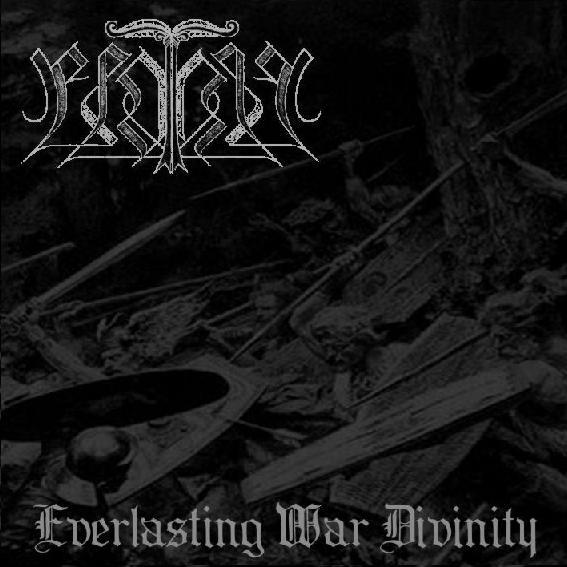 ELDRIG - Everlasting War Divinity cover