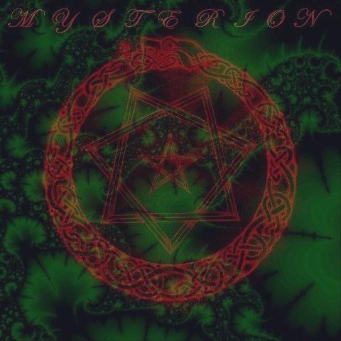 ELDRIG - Mysterion cover