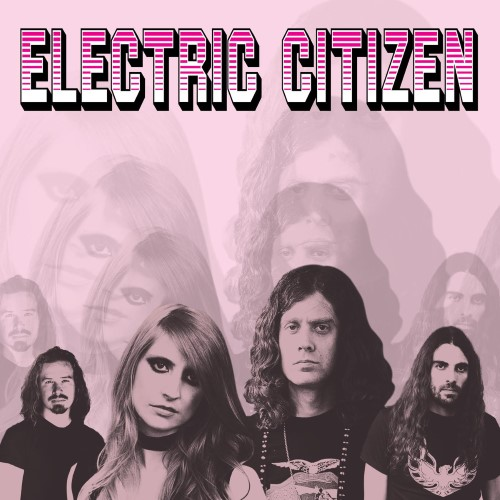 ELECTRIC CITIZEN - Higher Time cover