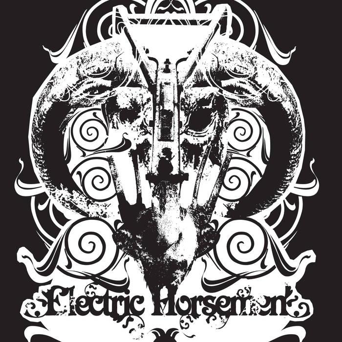 ELECTRIC HORSEMEN - Milk Coma cover