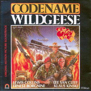 ELOY - Codename Wildgeese cover
