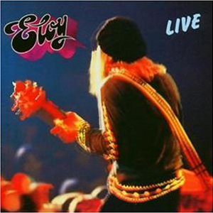 ELOY - Eloy Live cover