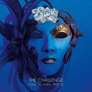 ELOY - The Challenge cover