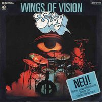 ELOY - Wings of Vision / Sunset cover